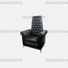 Кресло педикюрное Трон на ножках С